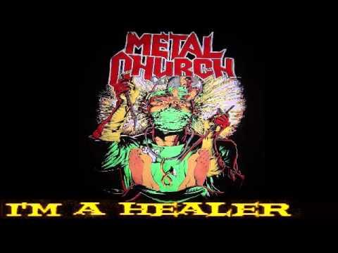 Metal Church - Fake Healer [Lyrics Video]