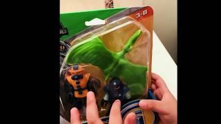 Matt's playtime. Jurassic World Imaginext Toy Review
