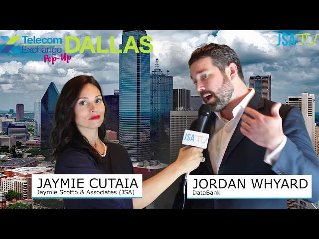 TEX Dallas Pop-Up 2019: DataBank Director on Supporting 5G and the Edge in Underserved Markets