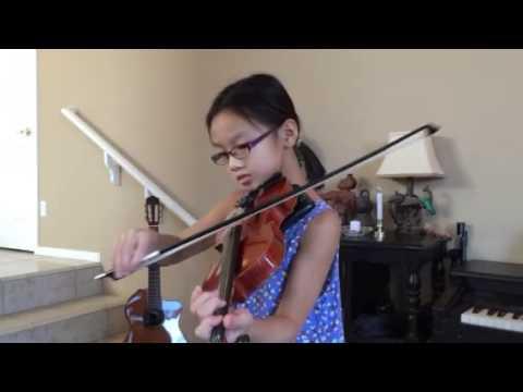 Tsumasaki, by Keiko Yamada Violin duet, improvisation ...