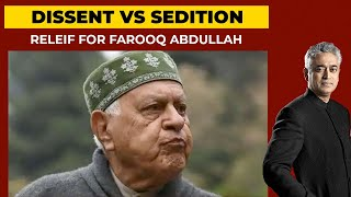 Dissent Not Sedition- Farooq Abdullah Exclusive On India Today | News Today With Rajdeep Sardesai screenshot 4