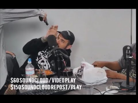 Adam22 GETS GUN PULLED ON HIM LIVE ON STREAM - No Jumper
