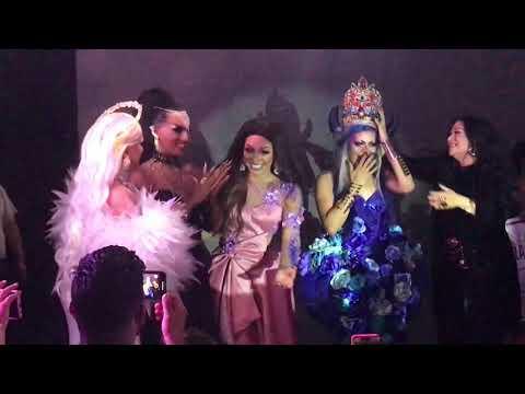Coronación en vivo Aviesc Who La Más Draga 3 #LaMasDraga3