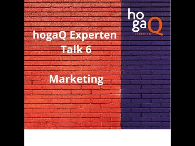 Inhalt dieses Marketing-Expertentalks: