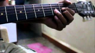 Baatein kuch ankahi si (shayad yahi hai pyar) acoustic guitar cover and chords