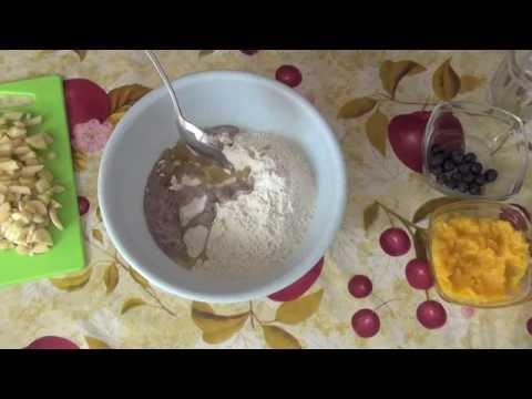 Легкий рецепт Веганский кекс( пасхальный кулич) без дрожжей, яиц, молока..ВЕГАНСКИЙ))