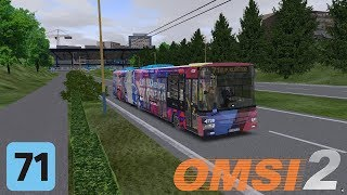 OMSI 2 SOR NB 18 City s CVR MS 2019 v hokeji, L71 Lingov KVP Klastor