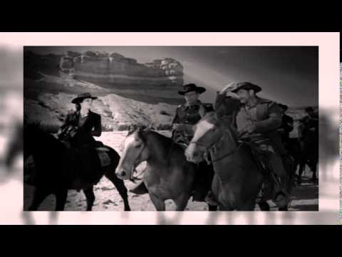 Two Flags West Western Film