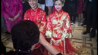 Video Huang Xioaming And Angelababy's  Wedding download MP3, 3GP, MP4, WEBM, AVI, FLV Desember 2017