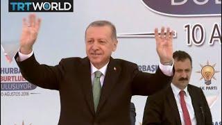 Turkey Economy: US tariffs in Turkish steel, aliminium to rise