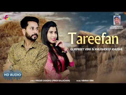 Gurpreet Virk | Khushdeep Khushi | Tareefan | Goyal Music | New Song 2019