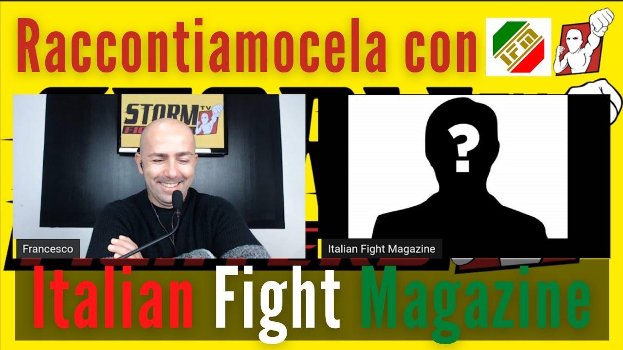 Italian Fight Magazine l'intervista
