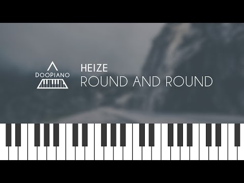 [Goblin OST] 헤이즈 (Heize) - Round And Round (Feat. 한수지) Full Ver. Piano Cover
