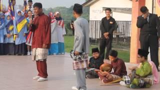 Saya Anak Merdeka-Johan Pertandingan Nyanyian Lagu Patriotik SMK Pendamaran Jaya 2014