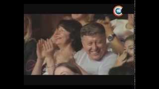 КВН Сборная ПГУ 2015 Телевизионная Международная лига Третья 1 4 Музыкалка