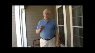 Damaged Vinyl Siding Inspection - Home Inspector Presentation