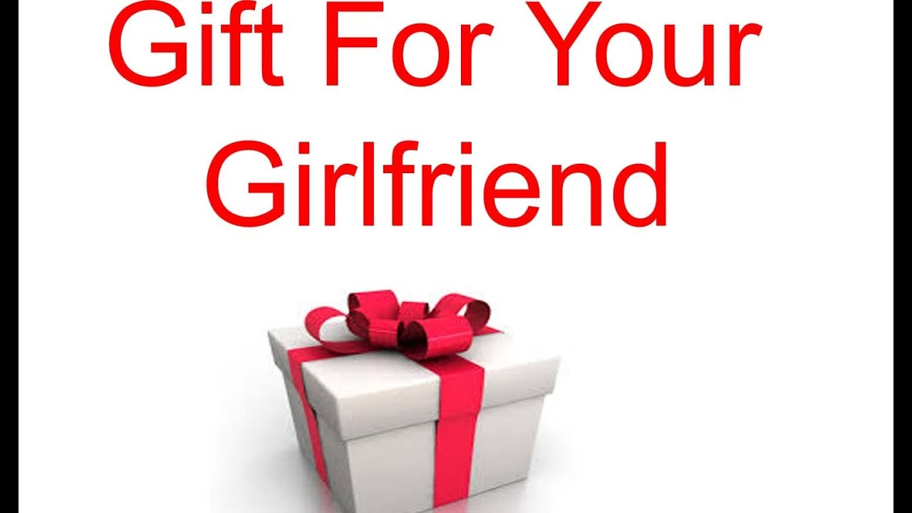 Unique and creative gift for your girlfriend - YouTube
