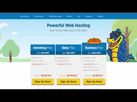 Best WordPress Hosting Review – 2017 | Best Web Hosting for WordPress