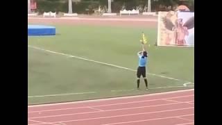 Женский футбол офсайд