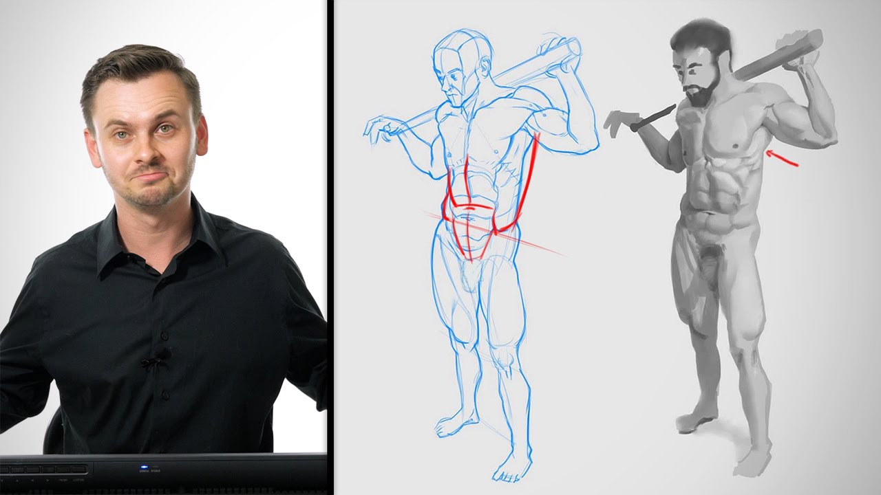 Anatomy Critiques - The Abs - YouTube