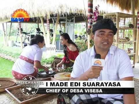 BALI CHANNEL TOURIST TV - DESA VISESA UBUD