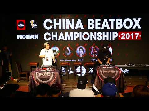 LooperJ vs FAX | CHINA BEATBOX LOOPSTATION BATTLE | TOP 8