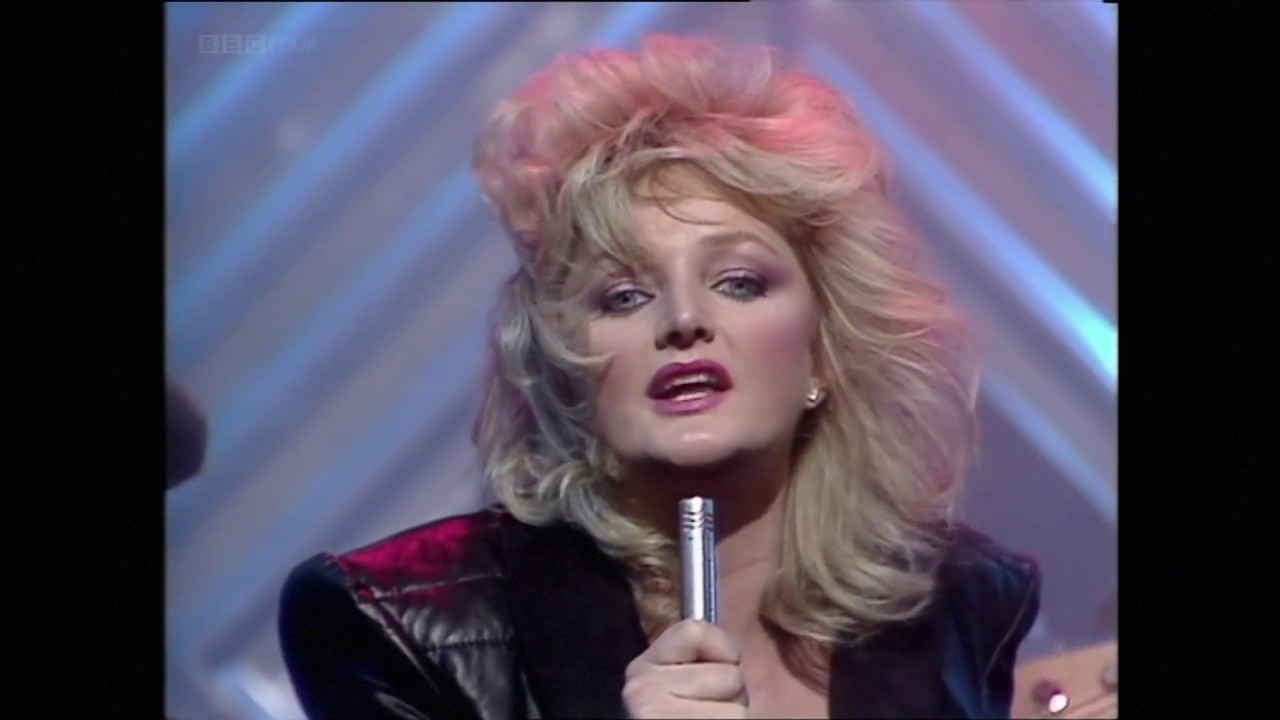 Bonnie Tyler - Total Eclipse Of The Heart (TOTP 1983 ...