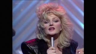 Bonnie Tyler Total Eclipse Of The Heart TOTP 1983