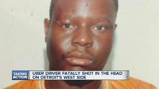 Uber driver fatally shot on the job(, 2016-03-22T21:31:04.000Z)