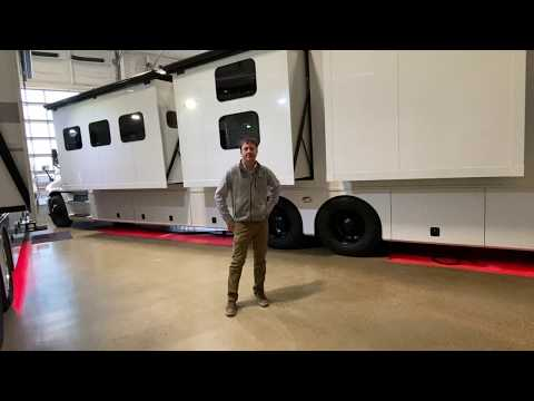 2020 Showhauler Walk Through Video With Performance Motorcoaches