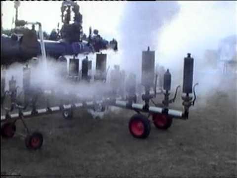Steam whistle blowing down under.