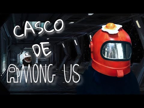 Download CÓMO HACER CASCOS DE AMONG US TRIPULANTE / AMONG US HELMET TUTORIAL
