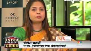 India real estate guide 'Oberoi Sky City' Borivali