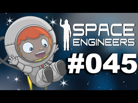 Space Engineers :: Multiplayer - Episode #45 'It's Getting Away!'