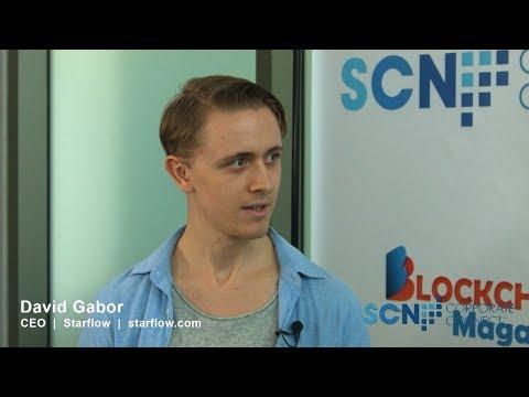 Starflow | David Gabor | CEO | CoinAgenda Caribbean Conference