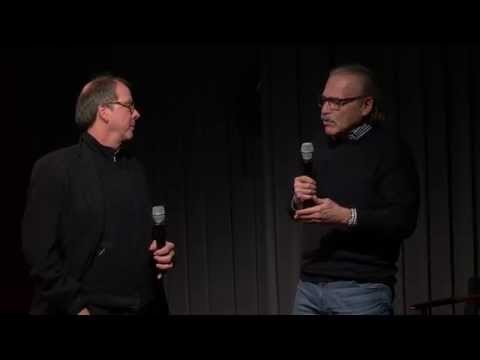"""""""ENQUIRING MINDS"""" Q&A with Ric Burns and David J. Pecker at DOC NYC 2014"""