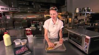 Breville -- Tosi oฑ Tour - Christina Tosi from Momofuku Milk Bar makes Cereal Milk