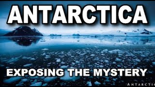 Edge of the Flat Earth   ICE WALL ANTARCTICA