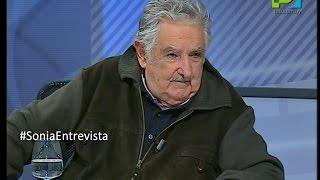 Sonia Entrevista (5/8/2015) - Con José Mujica