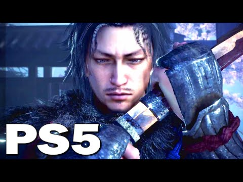 NIOH COLLECTION REMASTERED : TRAILER SUR PS5 120FPS (2021)