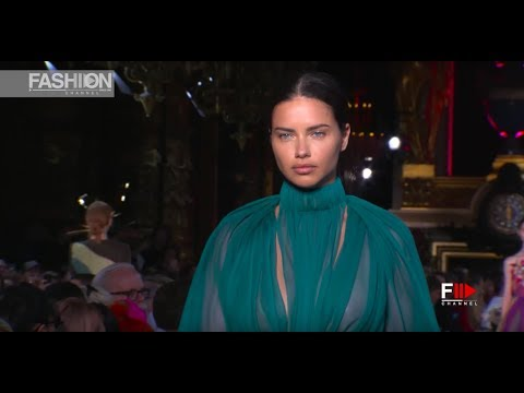 SCHIAPARELLI Fall 2018 Haute Couture Paris – Fashion Channel
