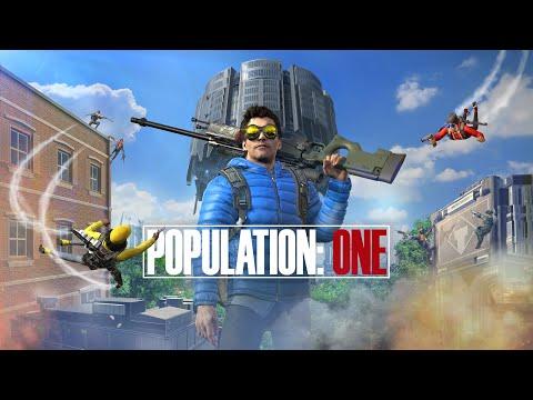 POPULATION: ONE | Launch Trailer | Oculus Quest & Rift Platforms
