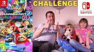 SWITCH • MARIO KART 8 DELUXE Challenge en famille - Studio Bubble Tea Gaming