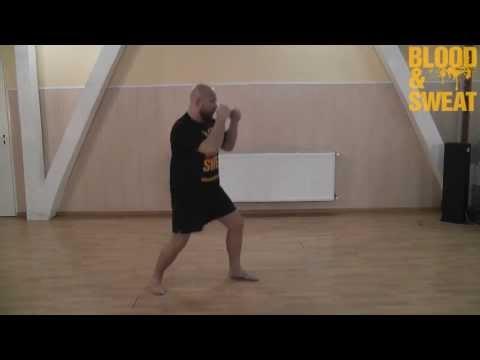 Отработка уклонов в боксе