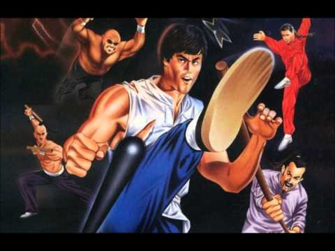 Yie Ar Kung Fu Theme GM   Remix 功夫
