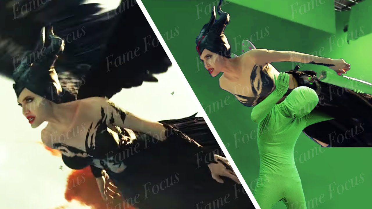 Download Amazing Before & After VFX Breakdown - Maleficent Mistress of Evil