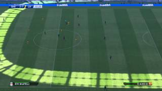 PES 2015...Barca VS Liverpool/1080/60fps/Fully modded PC version.