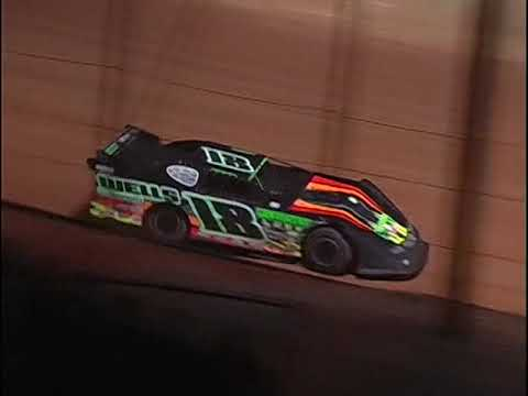 A LOOK BACK:  Ponderosa Speedway Estes / Pena Memorial 40 April 3, 2010