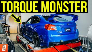 Building the ULTIMATE 2018 Subaru WRX STI - Part 7 (Dyno Tuning with E85-R)