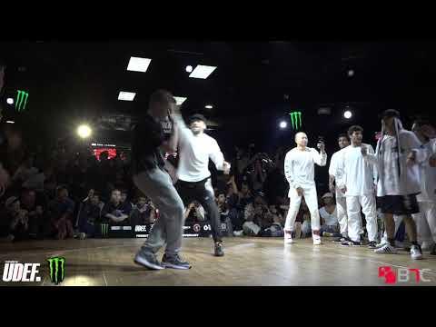 Lil Killaz Vs MZK    Top 32   Freestyle Session 20   Pro Breaking Tour